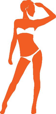 bikiniforma